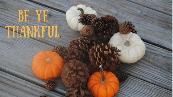 Thankful Hearts ~ Expressing Gratitude