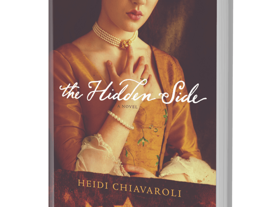 Author Interview with Heidi Chiavaroli