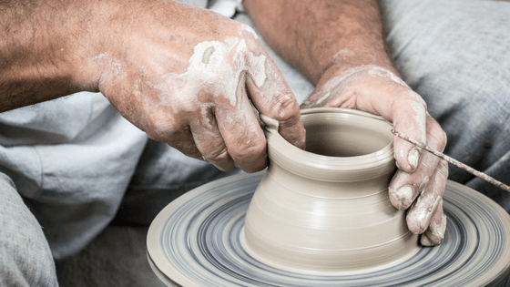 Shaped by the Potter's Hand ~ Purposeful Living