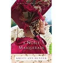 A Noble Masquerade ~ My Review