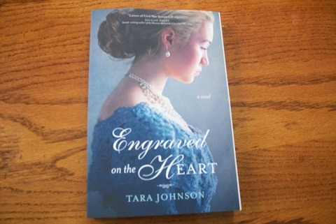 Engraved on the Heart ~ My Review