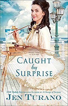 Caught by Surprise ~ My Review