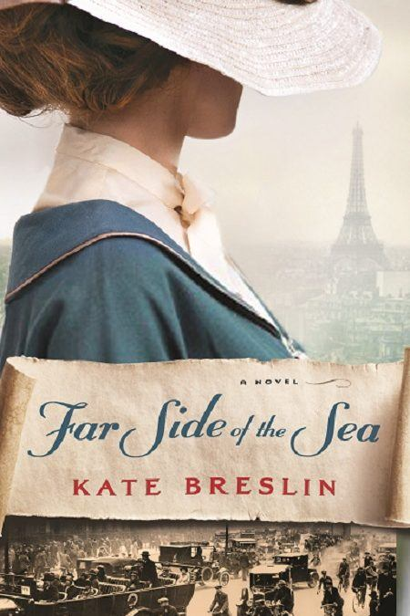 Interview + Giveaway with Kate Breslin