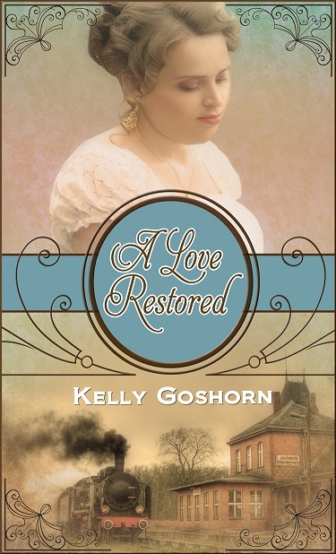 Interview + Giveaway ~ Kelly Goshorn