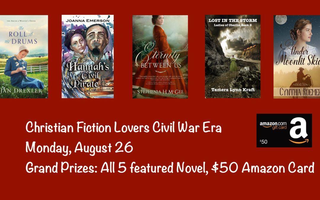 Civil War Era Giveaway!