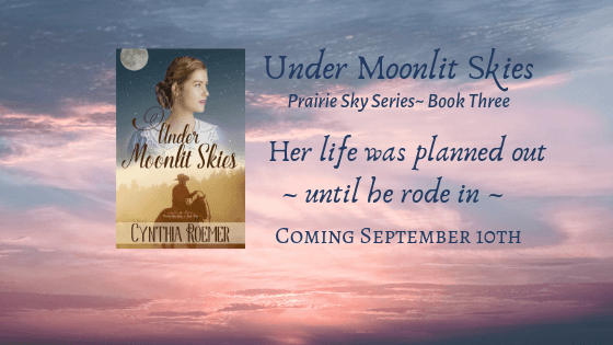 Under Moonlit Skies Giveaway!