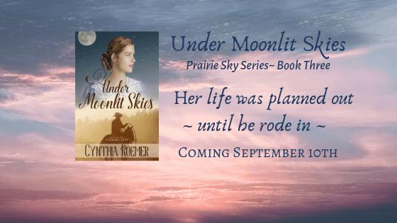 Under Moonlit Skies Giveaway!
