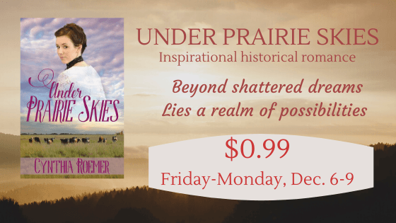 Under Prairie Skies ~ December Deal