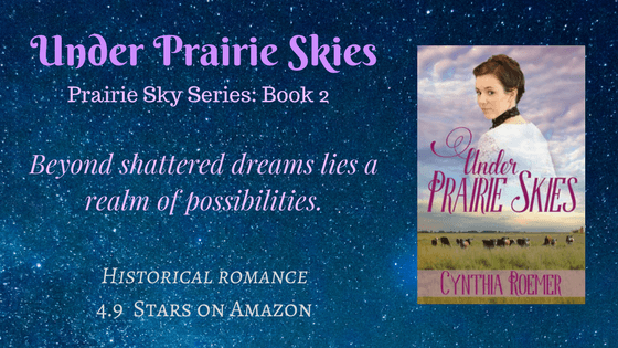 FOR THE READER ~ UNDER PRAIRIE SKIES + GIVEAWAY!