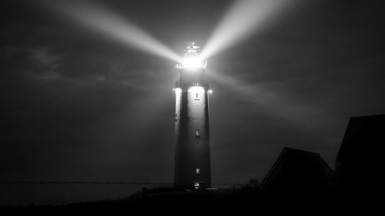 FOR THE HISTORY BUFF ~ Lighthouses for the Blind