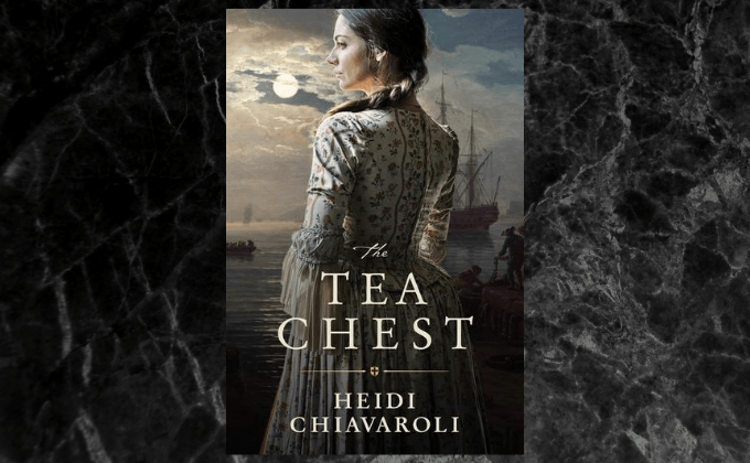 FOR THE READER ~ THE TEA CHEST