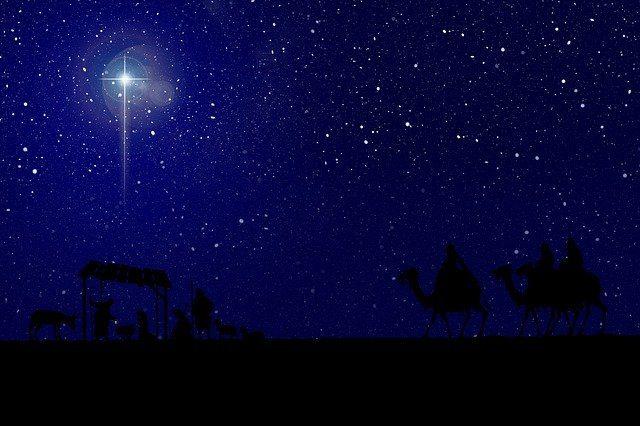 THE STAR, THE SERVANT, THE SAVIOR