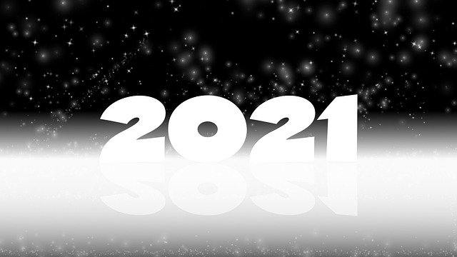 2021 ~ Looking Ahead With Hope