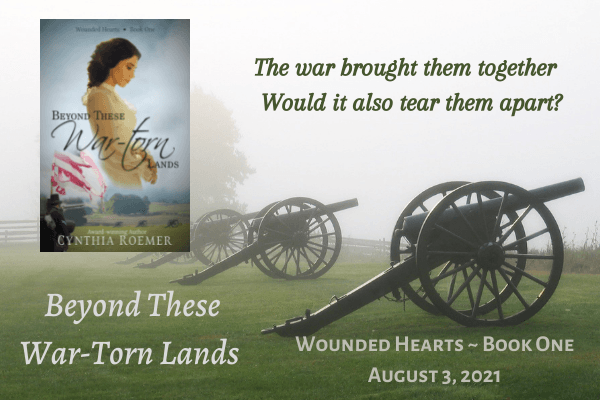 WRITING ~ BEYOND THESE WAR-TORN LANDS