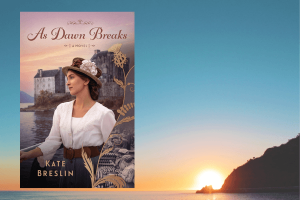 AS DAWN BREAKS INSIGHTS + GIVEAWAY